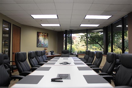 Emerick and Finch, Certified Shorthand Reporters - Large Conference Room