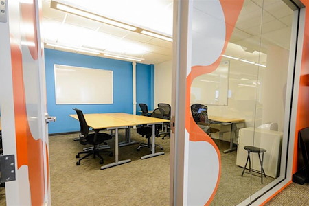 SOMAcentral | San Francisco (Townsend) - Team Space for 10
