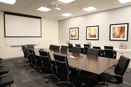Z-Park Silicon Valley Innovation Center - ROOM 1002 - Luxury Board Room