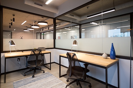 Industrious Raleigh Charter Square - Day Office for 2