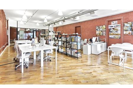 Studio Vural - SMALL COMPANY w 4-5 PEOPLE - 350 SF