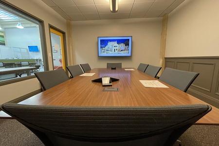 NextSpace Coworking Berkeley - Moose Lodge Meeting Room