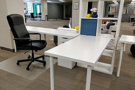 Allegiant Innovation Center - Dedicated Desk