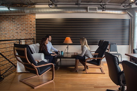 WorkSpace on Bridge - Plus Time Membership