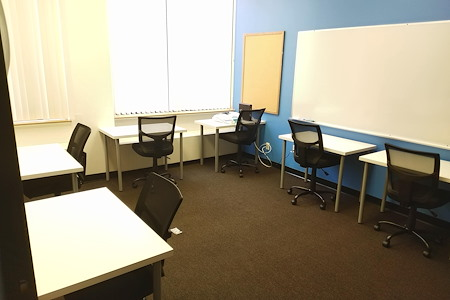 Harvard Square Office Space - Room 16 and Phone Room 25 - Monthly