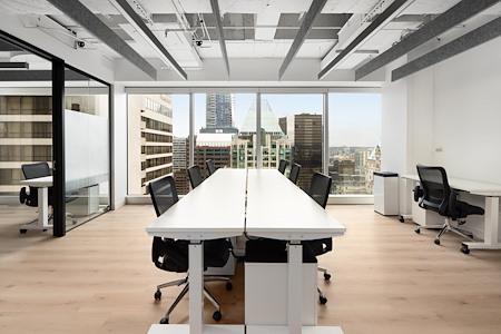 iQ Offices | 1055 West Georgia St. - Dedicated Desk