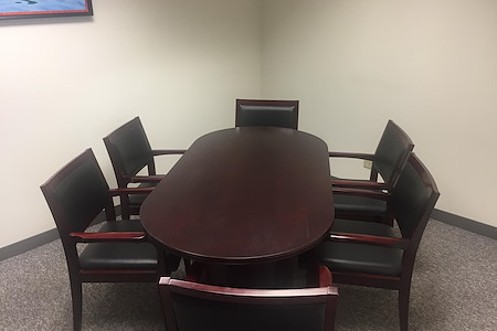Lake Cook Reporting - Racetrack Conference Room