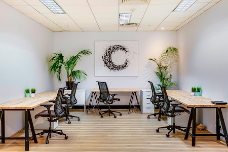 The Colab - Dedicated Desks & Private Offices