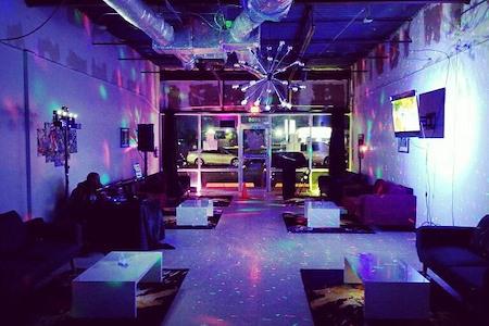 The Spot Art Lounge - The Spot Art Lounge