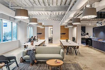 CENTRL Office   Downtown Dallas - Membership