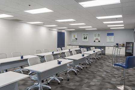 JoyCo - Workshop Space - 40ft Whiteboard Wall!