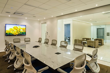 Helix Workspace - 535 Fifth Avenue - Board Room