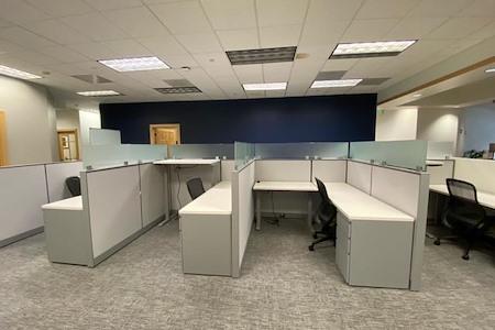 Intelligent Office Boulder - Dedicated Workstation