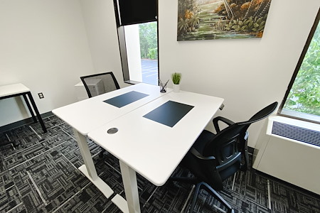DeGratia Office - 3 Person Office with views