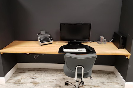 The Legal Domain - Dedicated Cubicle