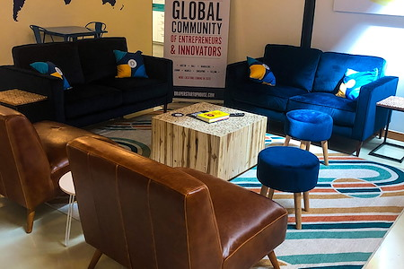Draper Startup House Austin - Hot Desk Daily