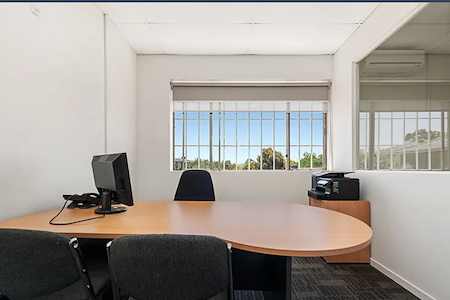 Accounting Firm - Office 2 w Comp Wifi & Furniture