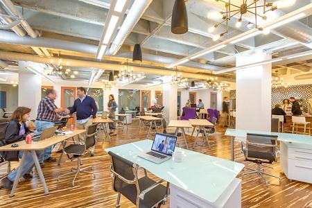 Novel Coworking 5th Avenue - Dedicated Desk