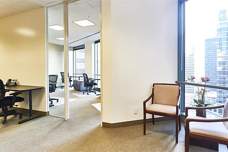 Raven Office Centers - 388 Market - Suite 1 | Private Team Office | Seats 14