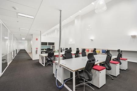 workspace365 - 555 Bourke Street - Flexidesk on Bourke