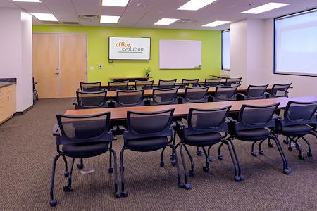 Office Evolution - Surprise Professional Center - Training Room