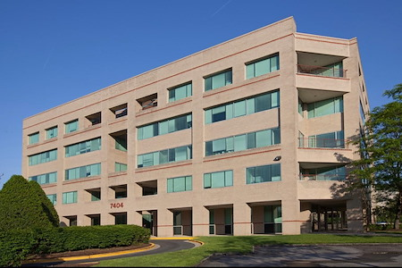 Perfect Office Solutions -7404 Executive -Lanham - PRIVATE OFFICE Space 1 (Copy)