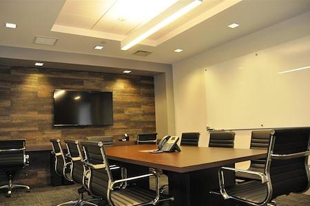 Corporate Suites: 2 Park Avenue - Park Ave Conference Room for 8