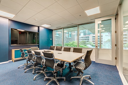CENTRL Office | Downtown Dallas - Medium Meeting Room (M4)