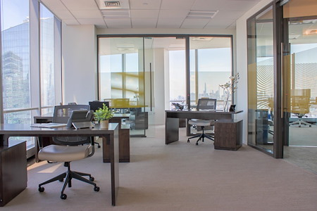 Silver Suites Offices - 7 World Trade Center - Suites 5A & 5B