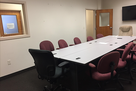 Pearl Street Business Center in Metuchen, NJ - Large Conference Room - Suite # 207