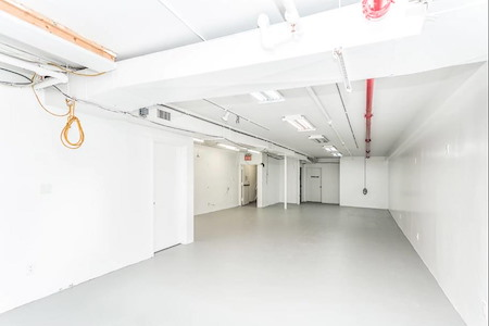 250 Lafayette - Basement (and Retail Space poosible)
