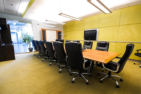 McCarthy Business Center - Board Room