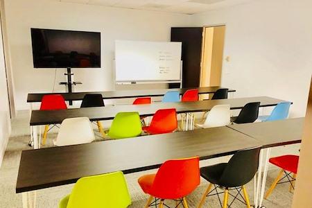 BeOffice   URBAN WORKSPACES - Creative Classroom