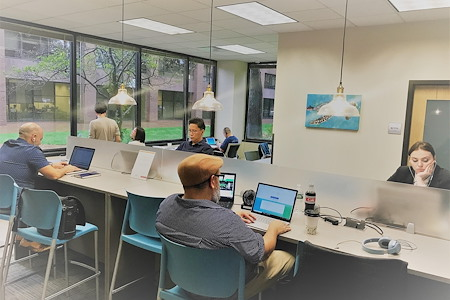 Office Evolution - Hackensack - Shared Workspace