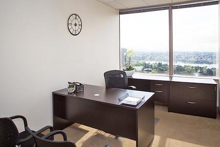 (OAK) Lake Merritt Plaza - Private Window Office for 1-2 people