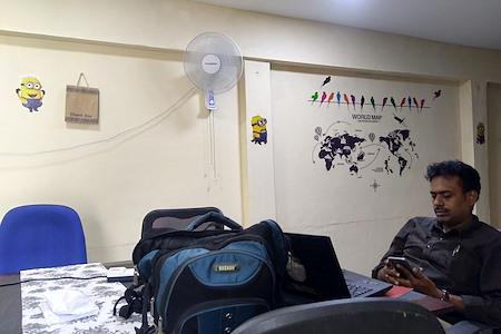 Jayavilla Coworking Spaces - Open Space