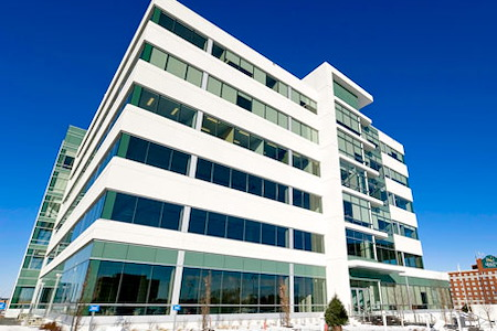 Regus   Pointe Claire - Montreal Airport - Private Office