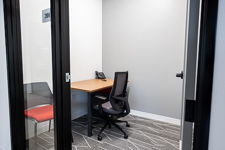 CityCentral - Dallas - Day Office- Private Offce