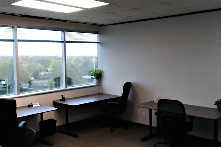 Assurance Financial Group at Northcross Chase Bank - Office Space for 7