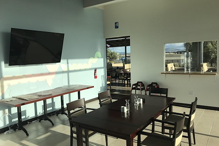Elevation LVK - Private Dining Room