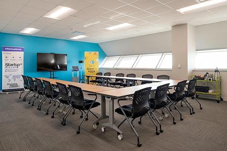 Flywheel Coworking - Meeting Room D
