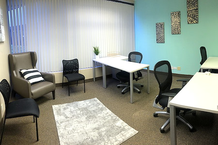 Regus | Waterfront Honolulu - Furnished Window Private Office Suite