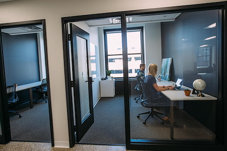 Fueled Collective – Minneapolis Downtown - Productive & Private Downtown Office