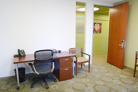 Carr Workplaces - Midtown - Private Interior Office