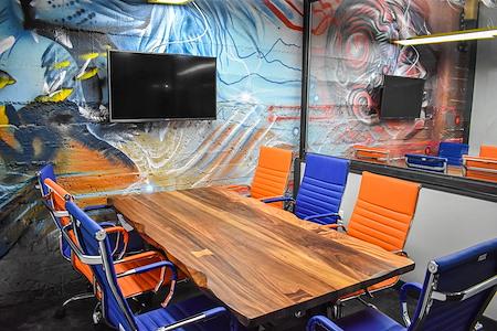 GRID Collaborative Workspaces- Denver - Wash Park