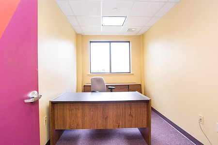 Park Place- Stoughton - Dedicated Desk 1