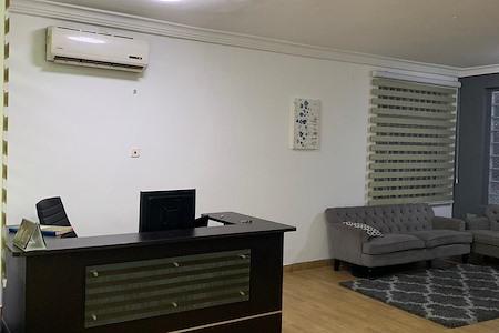 EastGate Group Hub - Desk 1