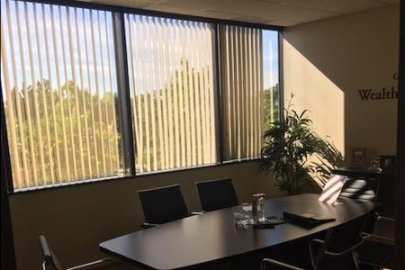 Quest Workspaces- Boca Raton - Large Windowed Office
