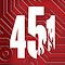 Logo of 451 Media Group