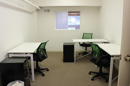 Treehouse Society - Team Office for 5 People